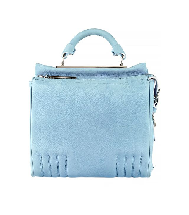 3.1 Phillip Lim Small Ryder Textured-Suede Tote