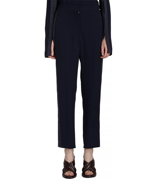 Stella McCartney Slash-Seam Trousers