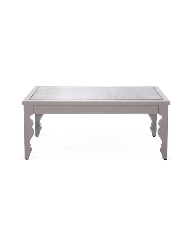 One Kings Lane Jules Coffee Table in Grey