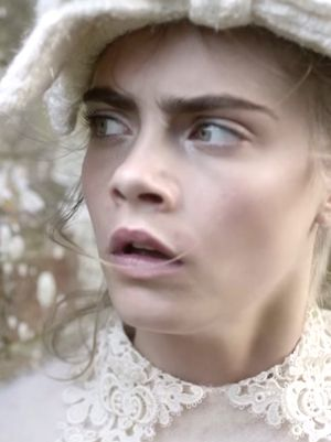 Watch Cara Delevingne Do the Macarena in S&M Gear