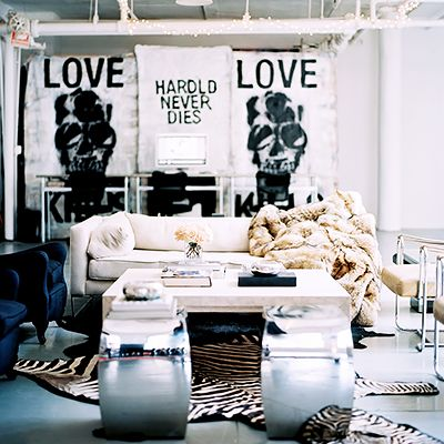 Home Tour: A Pro Skateboarder's Artistic New York Loft