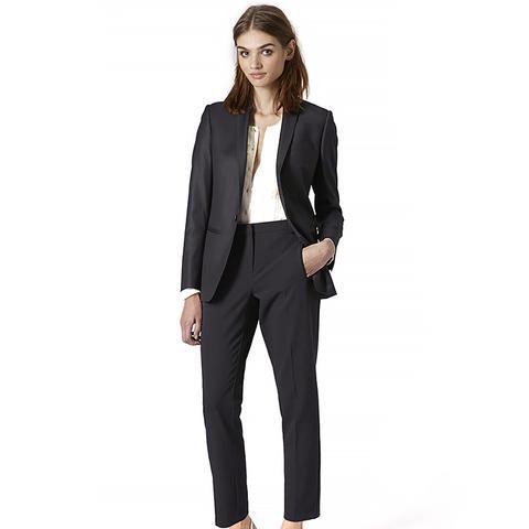Premium Tailored Suit Blazer