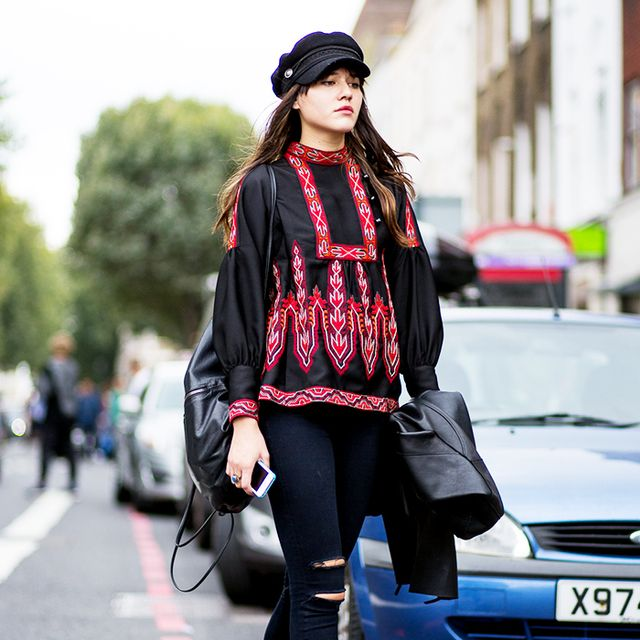 Tip of the Day: Bohemian Blouse for Fall