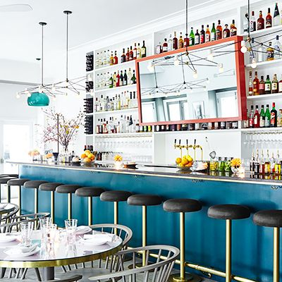 Before and After: New York's Coolest New Gastro-Bar