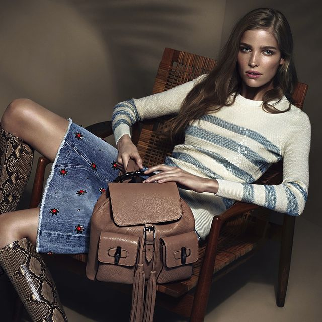 Gucci's Resort 2015 Campaign