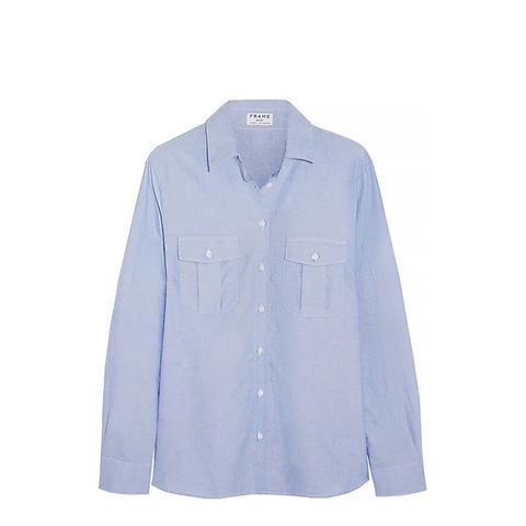 Le Boyfriend Cotton Shirt