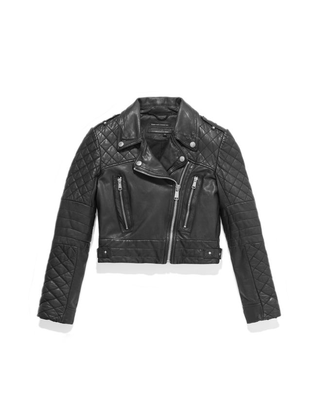 Andrew Marc Nicola Leather Jacket