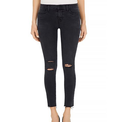 8226 Photo Ready Cropped Skinny Jeans