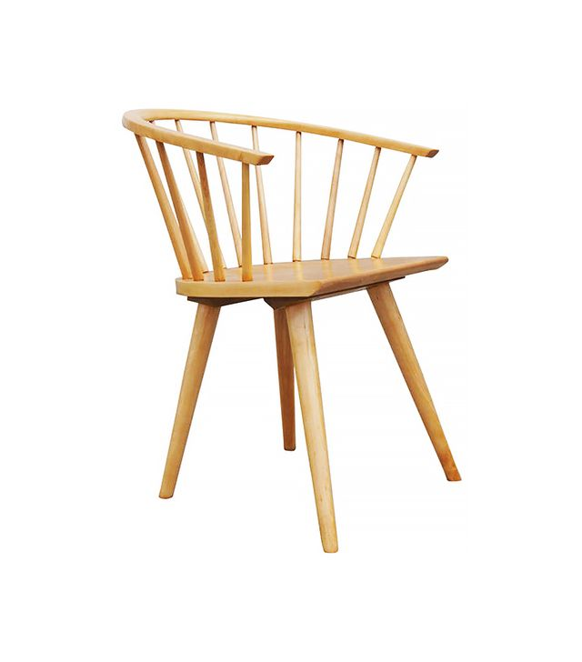 Russel Wright for Conant Ball Dining Chair