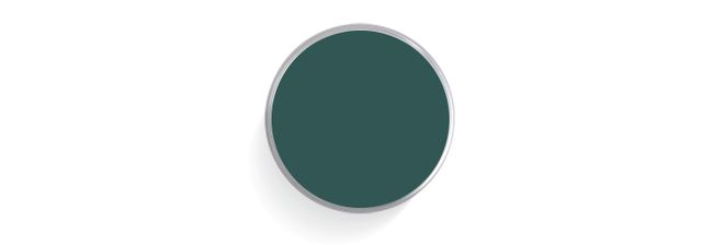 "Benjamin Moore ""Dollar Bill Green"" Paint"