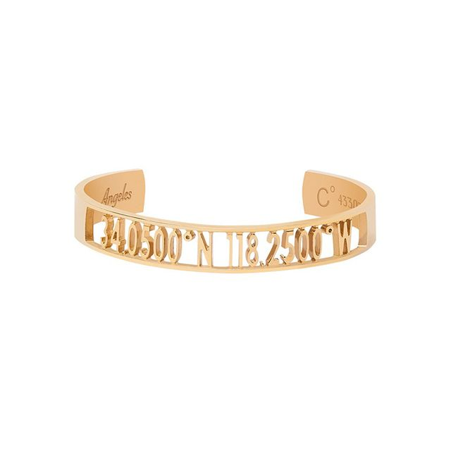 Coordinates Collection Open Air Bracelet