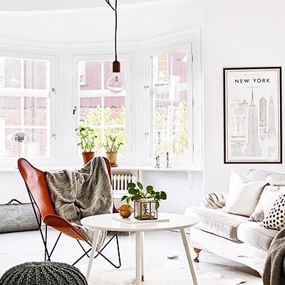 Shop the Room: A Relaxed Retreat in Stockholm