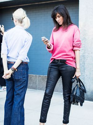 How to Style Your Sweater Like a Fashion Editor