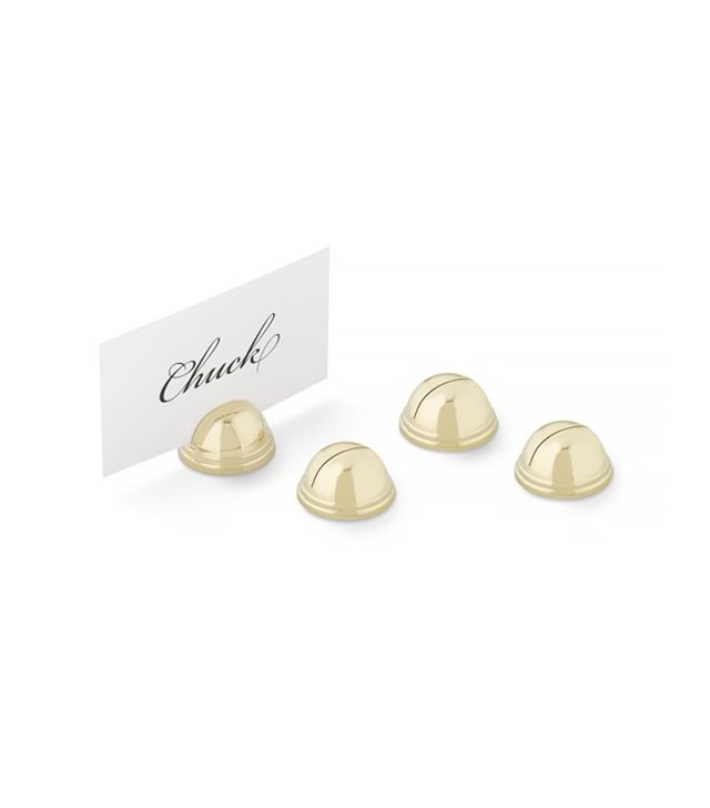 Williams-Sonoma Dome Place Card Holders