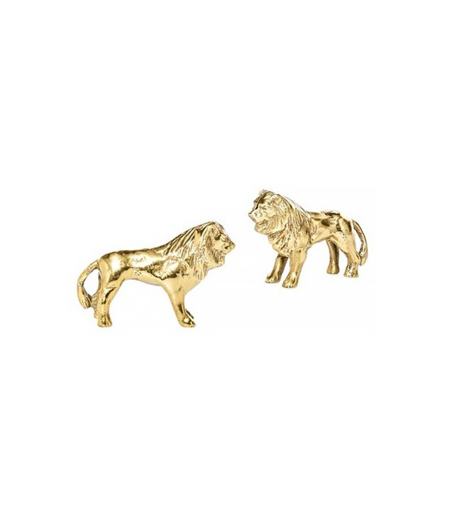 Nate Berkus Lion Place Card Holders