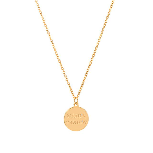 Coordinates Collection Cove Necklace