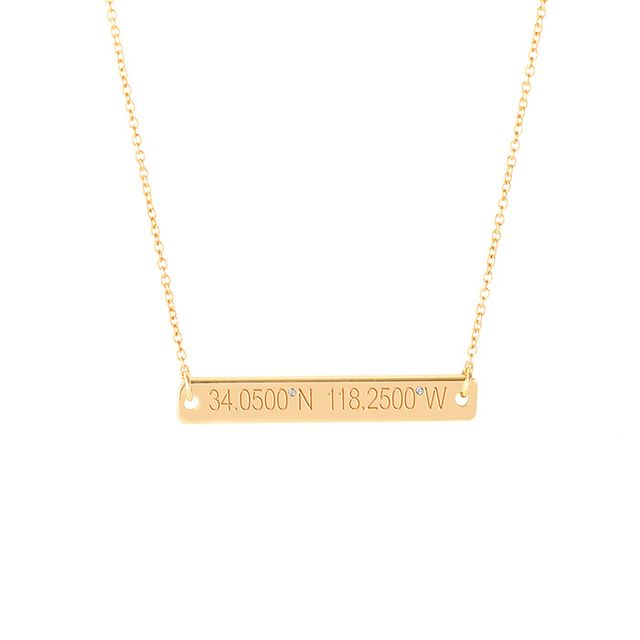 Coordinates Collection Legend Necklace