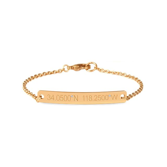 Coordinates Collection Nile Bracelet
