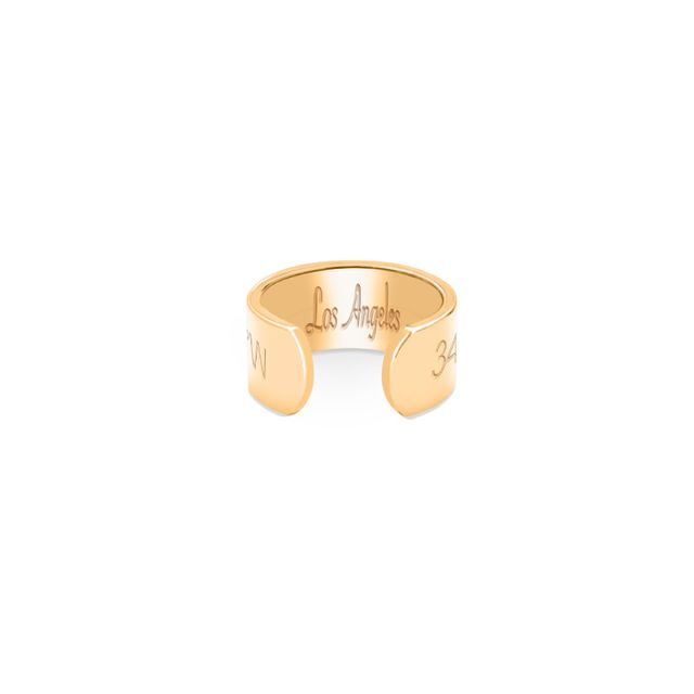 Coordinates Collection Horizon Ring