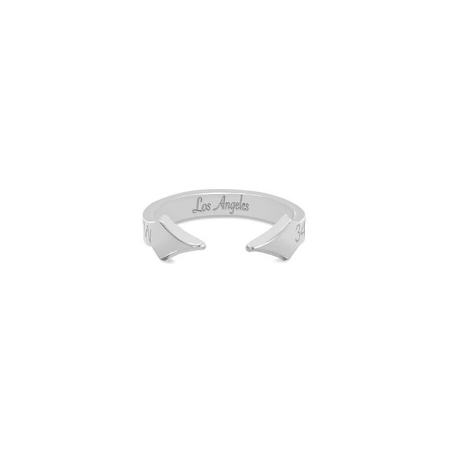 Coordinates Collection Meridian Ring