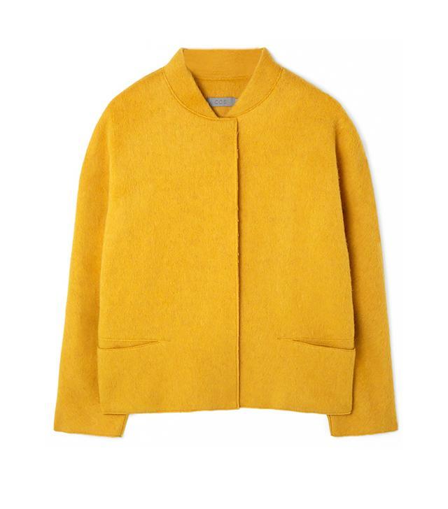 COS Wool Bomber Jacket