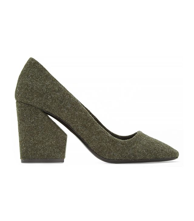 COS Cut-Out Heel Shoes