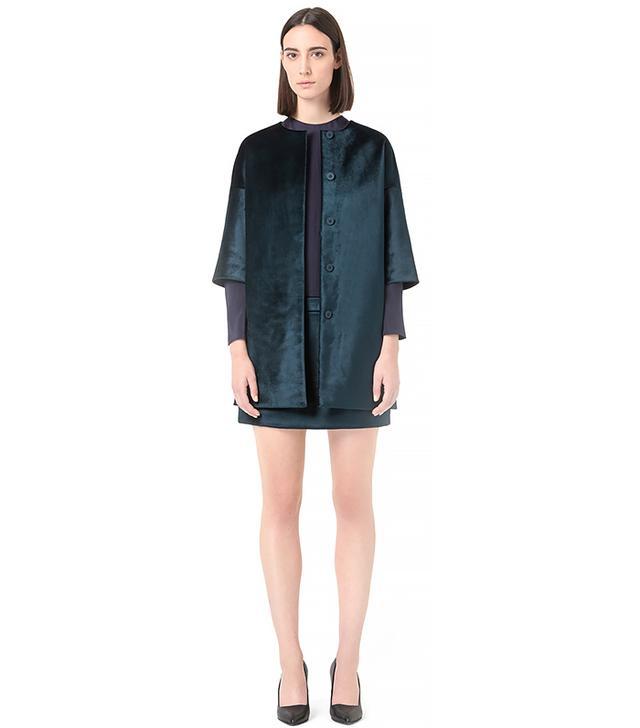 COS Cocoon Coat