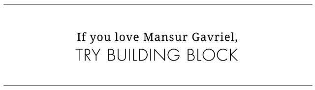 Mansur Gavriel's sought-after handbags are still tricky to snag, but we think Building Block's equally cool, structured bags are a fabulous alternative. Founded in Los Angeles in 2011,...