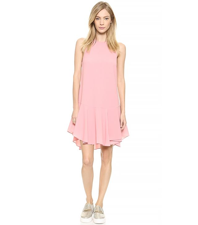 Camilla and Marc Meadowlard Flounce Dress
