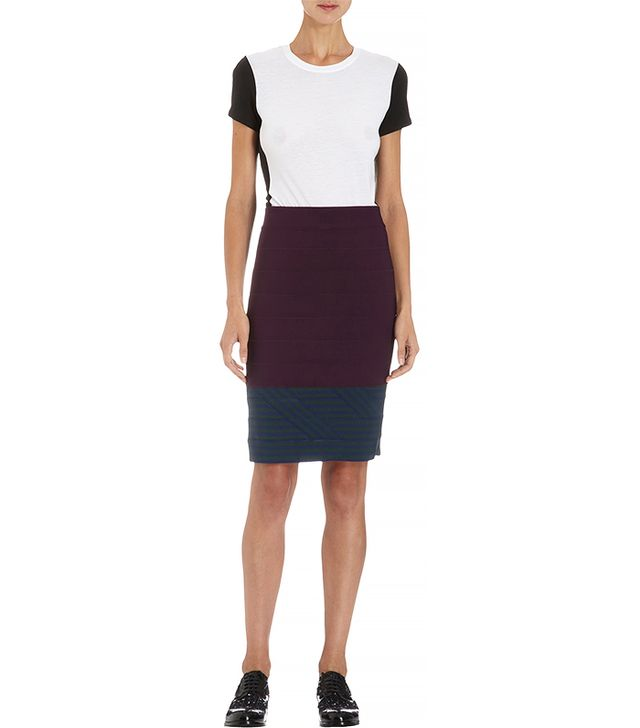 Boy. by Band of Outsiders Suspender Skirt