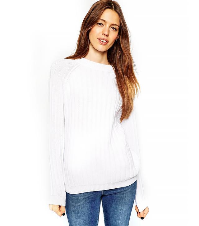 ASOS Sweater in Chunky Rib