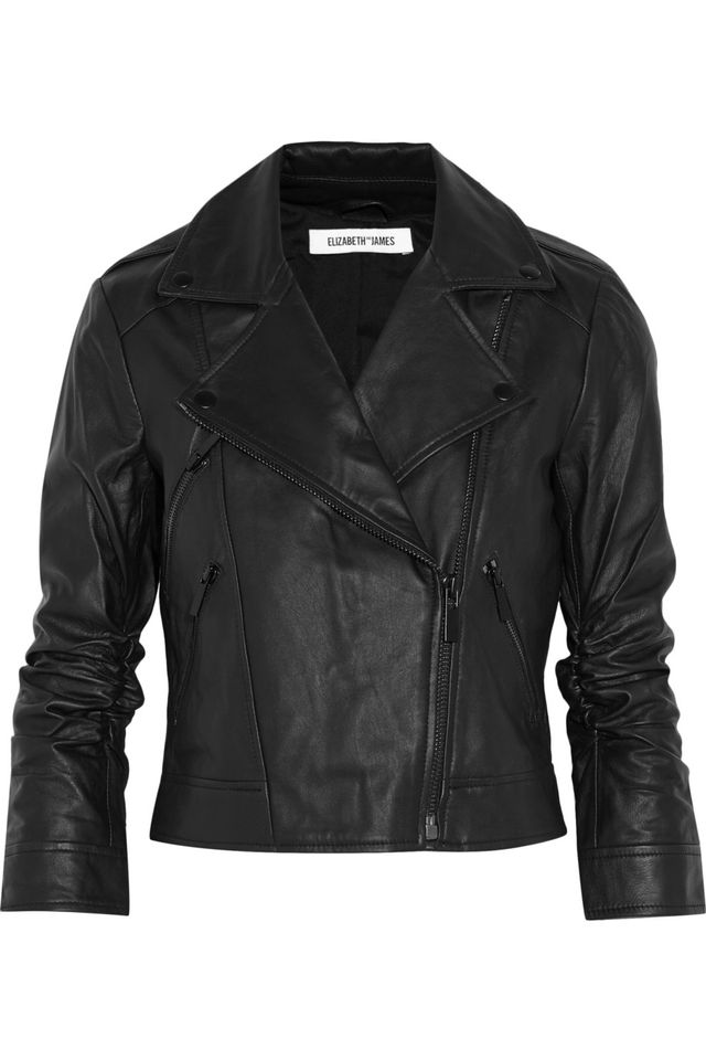 Elizabeth and James Erwan Leather Jacket
