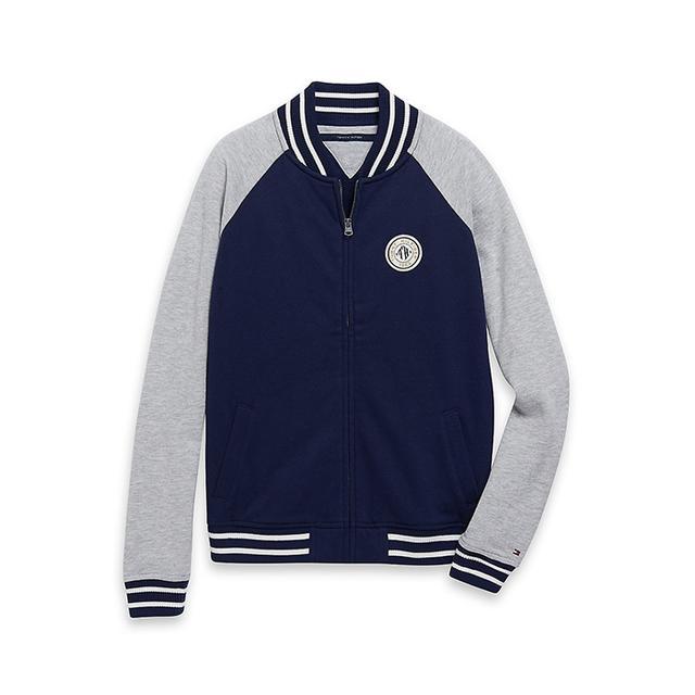 Tommy Hilfiger Fleece Baseball Jacket