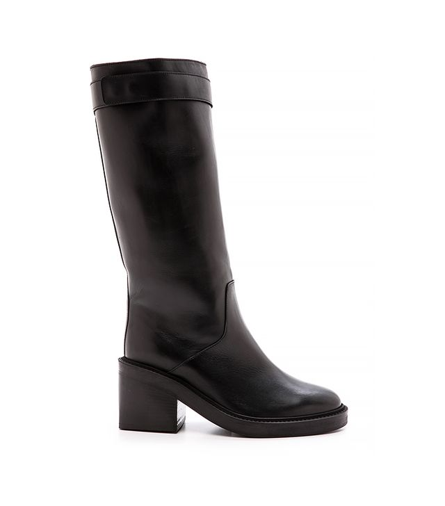 Helmut Lang Slouch Tall Boots