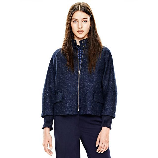 Tommy Hilfiger Wool Baracuta Jacket