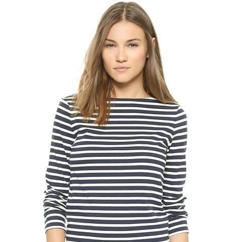 Tessa Striped Top