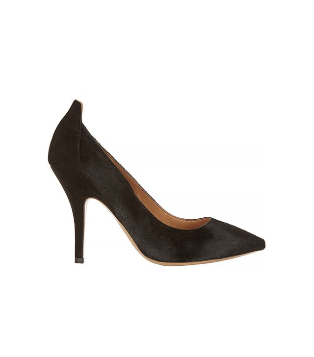 Isabel Marant Pippa Calf Hair and Suede Pumps