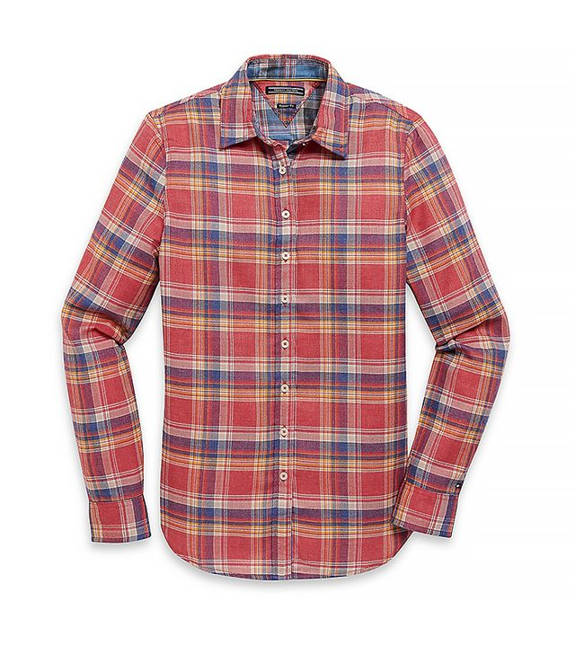 Tommy Hilfiger Indian Summer Plaid Shirt