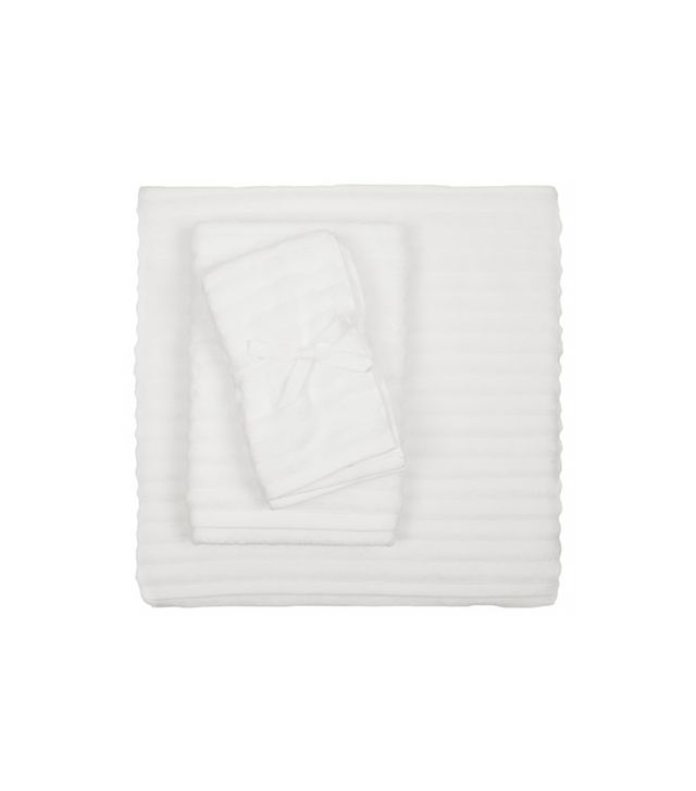Zara Home Ribbed Towels