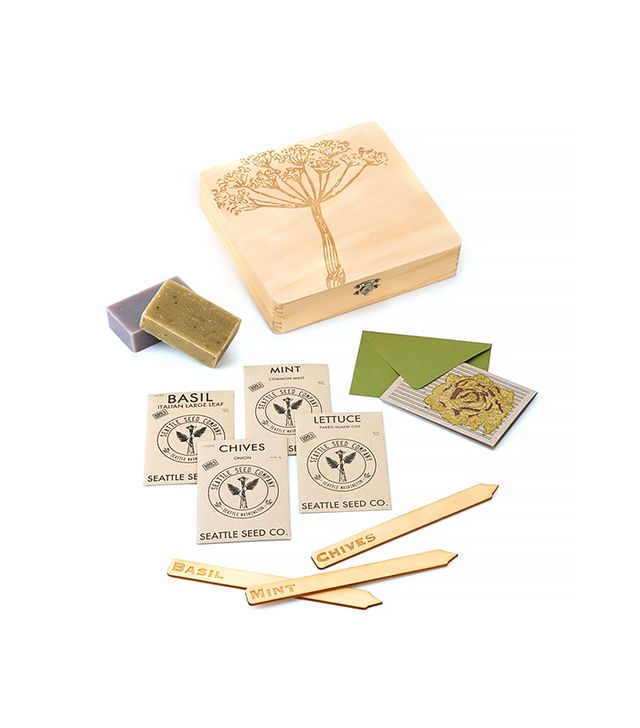 Seattle Seed Co. Gardener's Gift Box