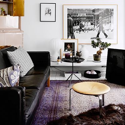 Shop the Room: A Hip Art-Filled Living Room