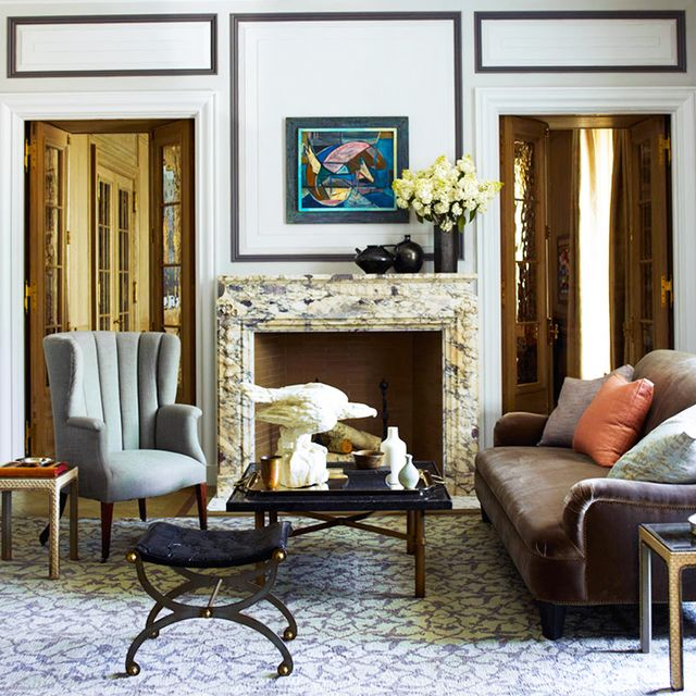 Preppy Home: Inside A Preppy English Country-Style Home In Manhattan