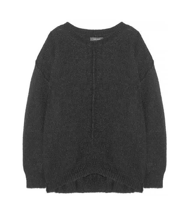 Isabel Marant Tam Oversized Knitted Sweater