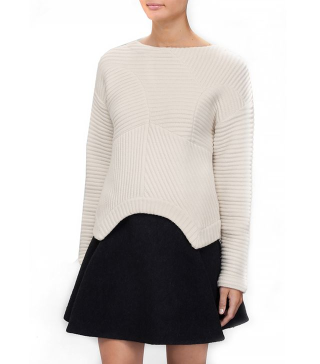 & Other Stories Lamb Wool Sweater