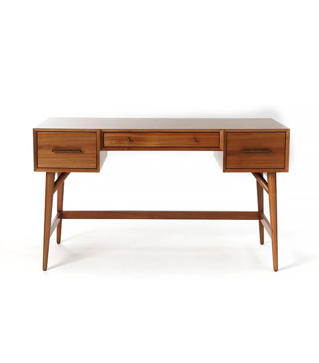 West Elm Midcentury Desk