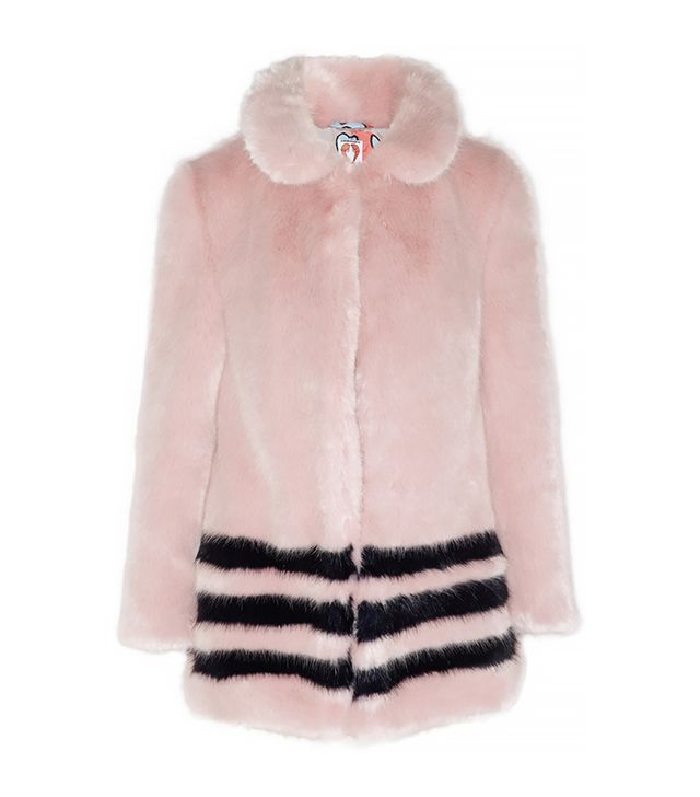 Shrimps Dulcie Faux Fur Coat