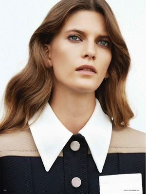 8 Colorblock Looks From Vogue Germany
