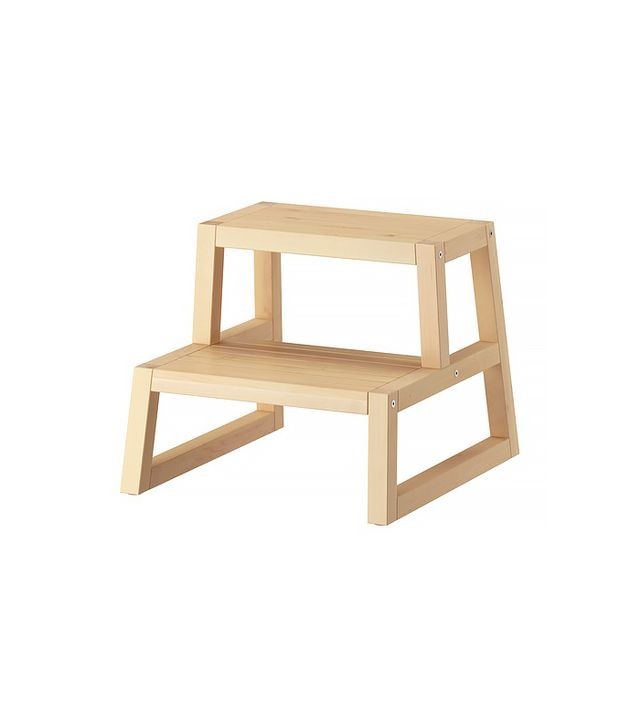 IKEA MOLGER Step Stool