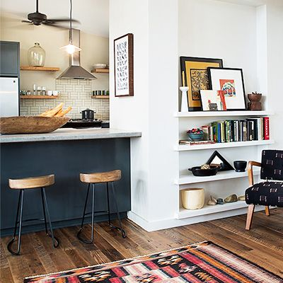 Inside an Eclectic Austin Kitchen
