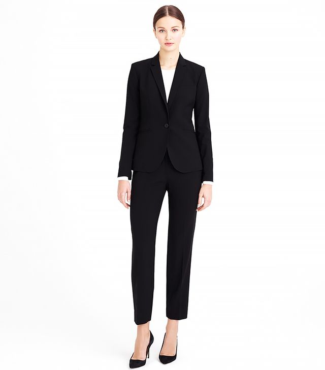 J.Crew 1035 Single-Button Jacket in Italian Stretch Wool